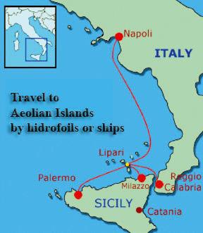 isole eolie trasporti lipari navi aliscafi traghetti da ...