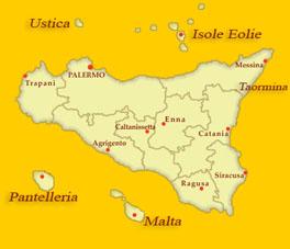 Trova albergo in Sicilia - clicca sull'immagine
