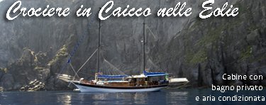 Isole eolie caicchi