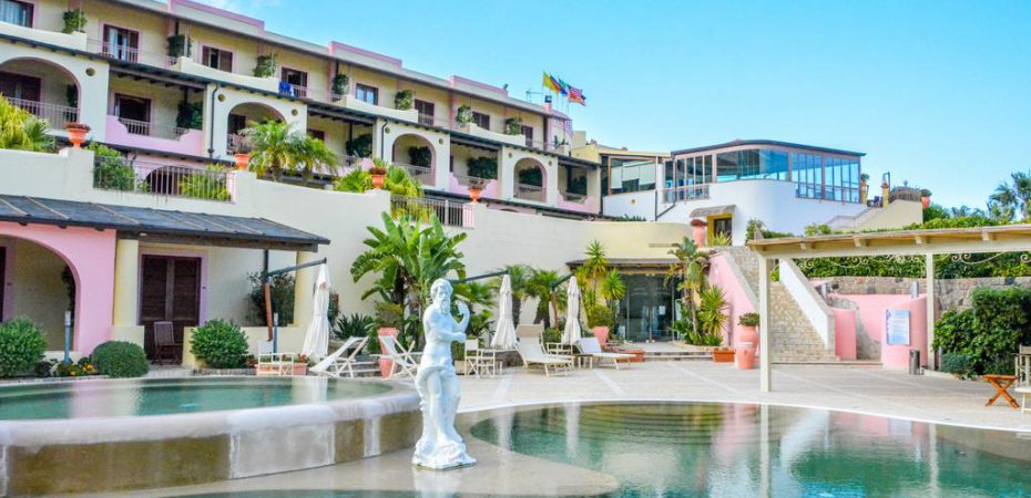 Hotel Tritone Lipari Isole Eolie #Tritone