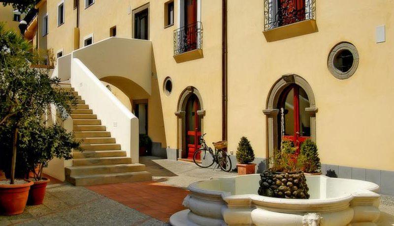 Hotel Villa Meligunis Lipari