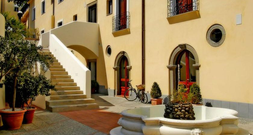 Hotel Villa Meligunis Lipari Isole Eolie #Meligunis