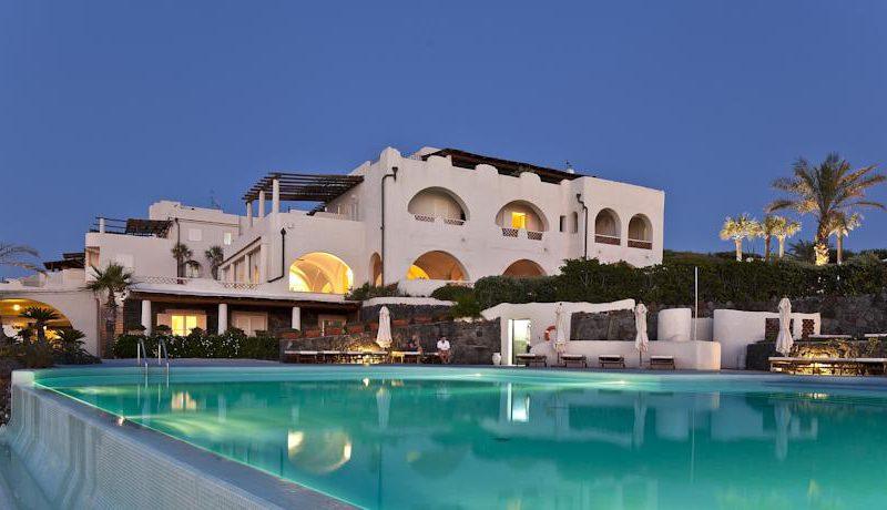 hotel Therasia vulcano