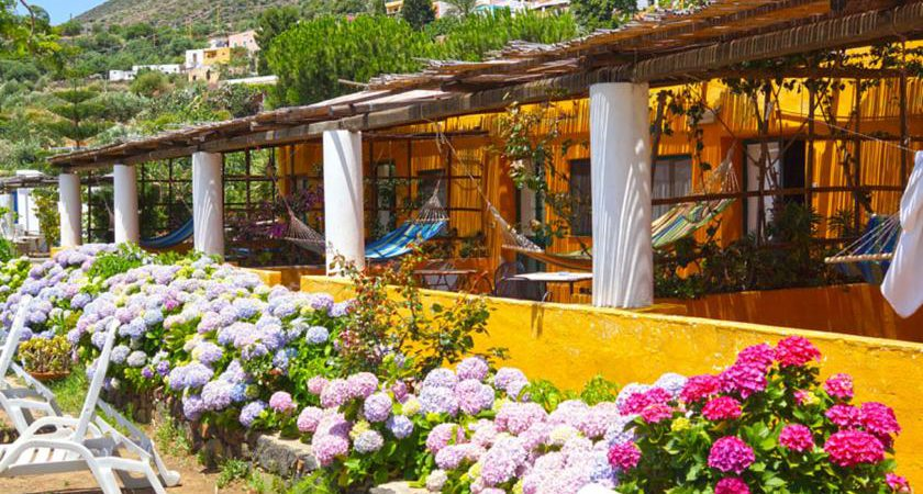 Hotel Villa La Rosa Filicudi Isole Eolie #VillaLaRosa
