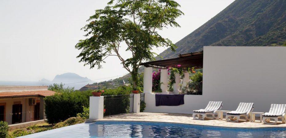 Hotel Principe Di Salina Isole Eolie #HotelPrincipeDiSalina
