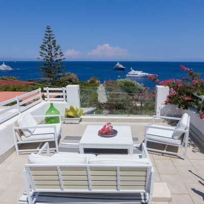Villa Searose Lipari #eolie
