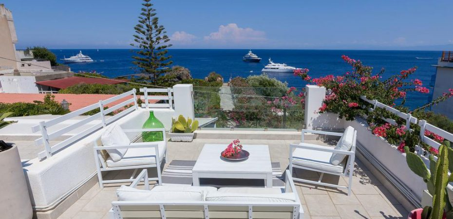 Villa Sea Roses Lipari