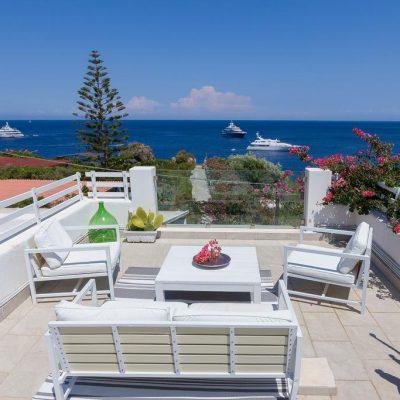 Villa Searose, Lipari, Isole Eolie