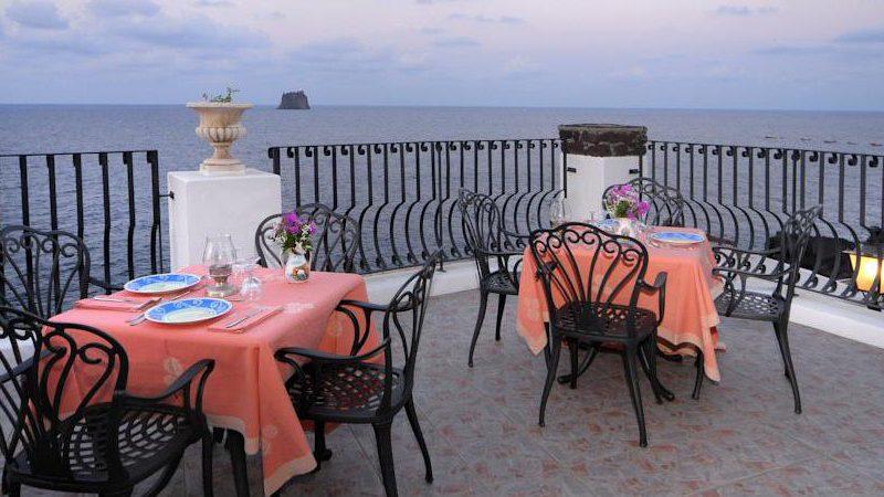 Hotel Villaggio Stromboli Eolie