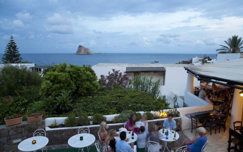 Hotel La Terrazza Panarea