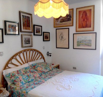 """Appartamento """"Pomelia"""" 2+2 Lipari centro"""